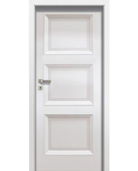 Plano VER - white interior door