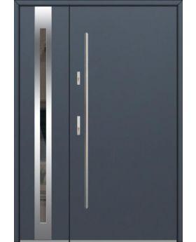 Fargo 1 DB - entrance door with side panel