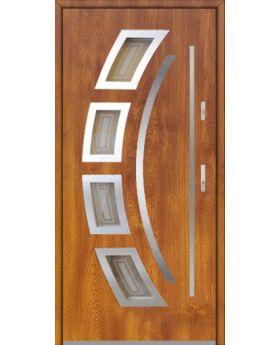Fargo 21 - external solid front door