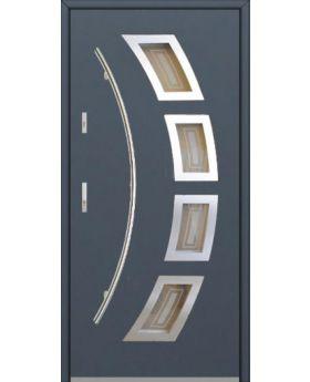Fargo 21A - external solid front door