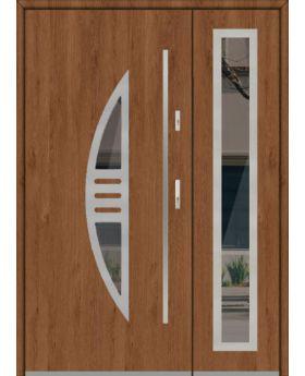 Fargo 24 DB - front door with side panel