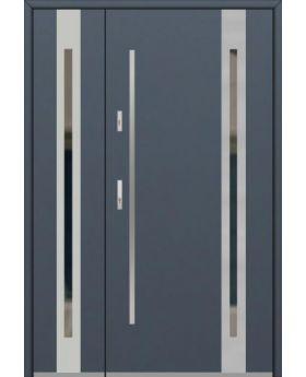 Fargo 25B DB - front door design with side panel