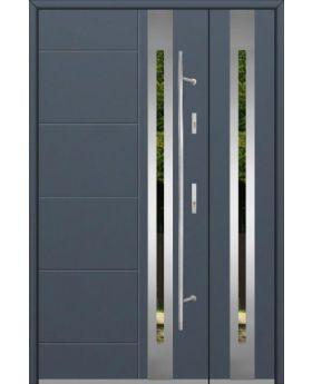 Fargo 25C DB - front door design with side panel