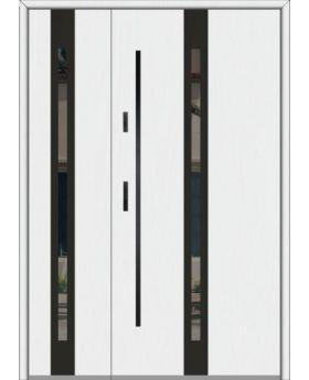 Fargo 25 DB - front door design with side panel
