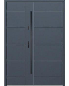 Fargo 26D DB - front door with side panel