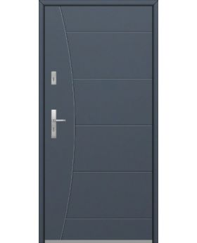 Fargo 26 F - contemporary front door
