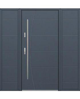 Fargo 26G T - front door with two side panels