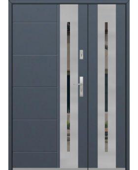 Fargo 26H DB - front door with side panel
