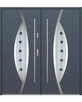 Fargo 31 double - double front doors / french doors