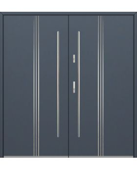 Fargo 32 double - double front doors / french doors