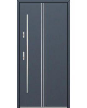 Fargo 32 - steel solid front door
