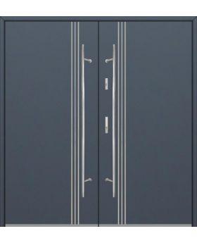 Fargo 32A double - double front doors / french doors