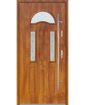 Fargo 34A - single front door