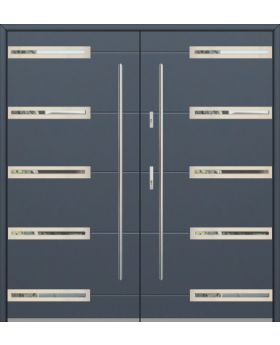 Fargo 39 double - double front doors / french doors