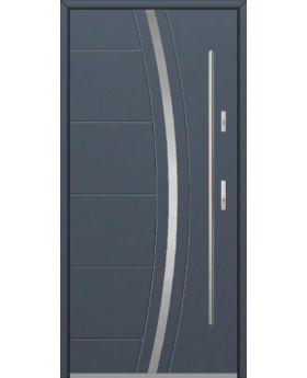 Fargo 40 - single external front doors