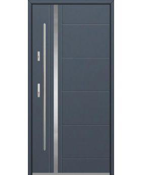 Fargo 41B - contemporary single front door
