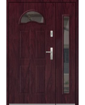 Fargo 4db - front doors with side panel