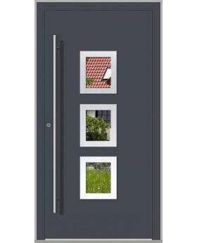 LIM Izobar - aluminium glass front door