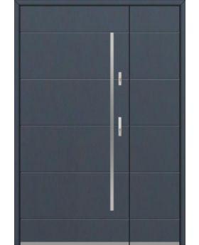 Fargo 26C DB - front door with side panel