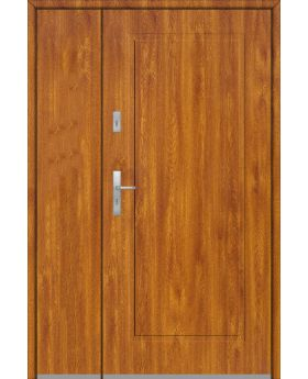 Fargo 27 DB - entrance door with side panel