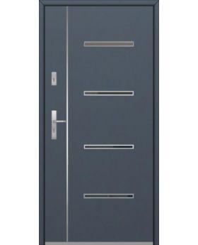 Fargo Fi09B - steel entry door