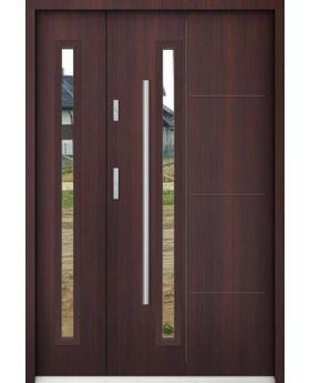 Sta Arago Duo - front door with side panel