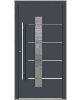 LIM Gryf-C - aluminium entry door