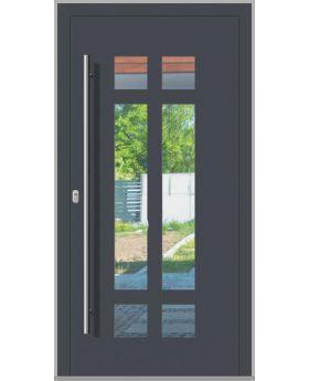 LIM HEY II - modern aluminium exterior door