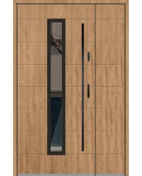 Fargo 12 C DB - external door with side panel