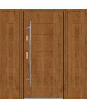 Fargo 13 T - front door with two side panels