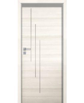 Plano SON - solid inside door