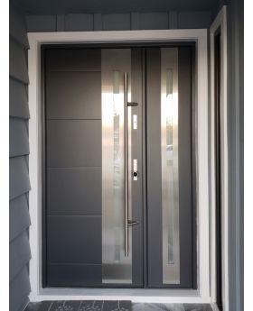 Fargo 26DB - composite front door with one side panel
