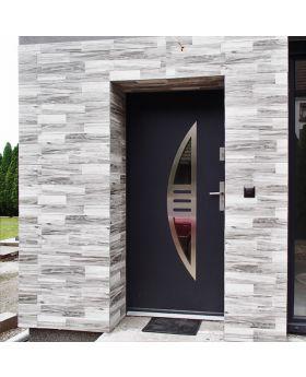 Fargo 24 - modern front door
