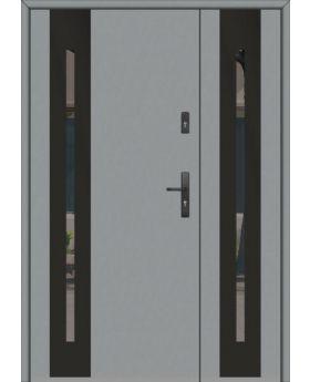 Fargo 26B DB - front door with side panel