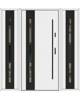 Fargo 26B T - front door with two side panels