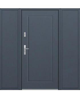 Fargo 27 T - entrance door with side panels