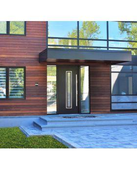 Fargo 29 - steel solid front door