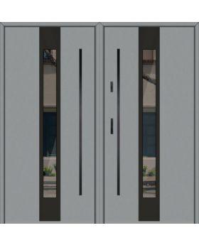 Fargo 30 double - double front doors / french doors