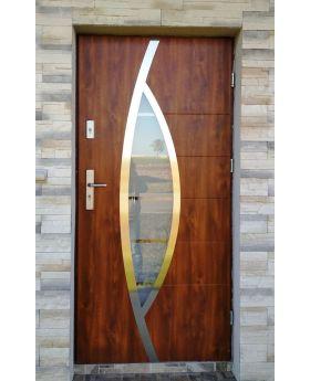 Fargo 31A - single security door