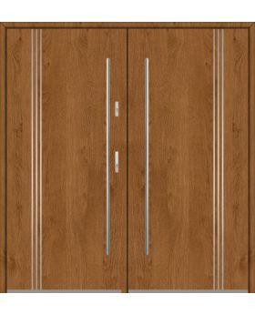 Fargo 32 B double - double front doors / french doors