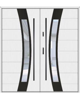 Fargo 38 double - double front doors / french doors