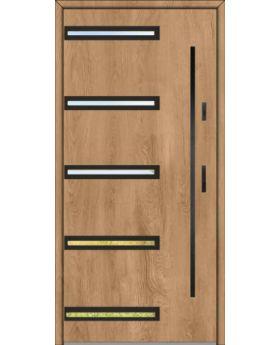 Fargo 39 B - single contemporary front door