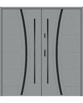 Fargo 40 double - double front doors / french doors