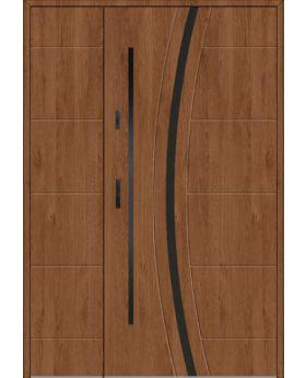 Fargo 40 DB - front door with side panel