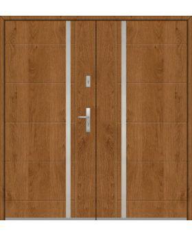 Fargo 41A double - double front doors / french doors