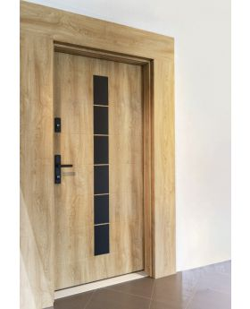 Fargo 44A - modern front door