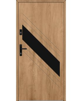 Fargo 46 - modern house door