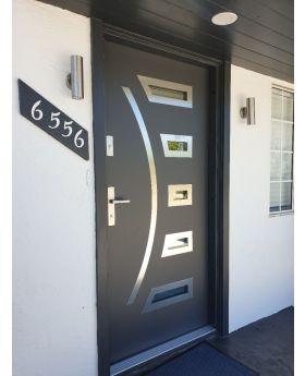 Fargo 23 - single front doors