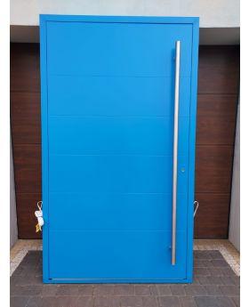 LIM Integra - aluminium main entrance door