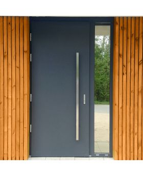 Fargo 1 - modern single front door